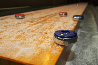 SOLO® Shuffleboard Movers Atlanta, Georgia.