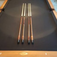 4 x 8 Proline Tulip Wood Solid Construction Pool Table