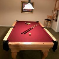 Pool Table by Connelly (SOLD)