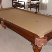 8' Olhausen Pool Table on Sale Now