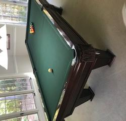 Brunswick Pool Table(SOLD)